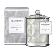 Glasshouse White Christmas Triple Scented 350g candle